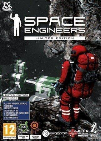 Космические инженеры / Space Engineers [v 1.195.018 + DLCs] (2019) PC | RePack от xatab