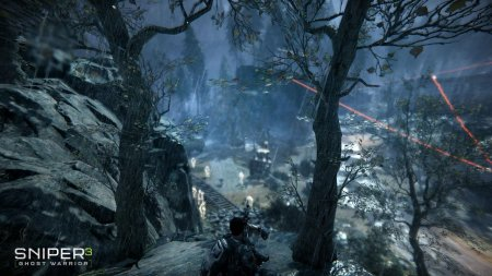 Sniper: Ghost Warrior 3 - Gold Edition [v 3.8.6 + DLCs] (2017) PC   RePack от xatab