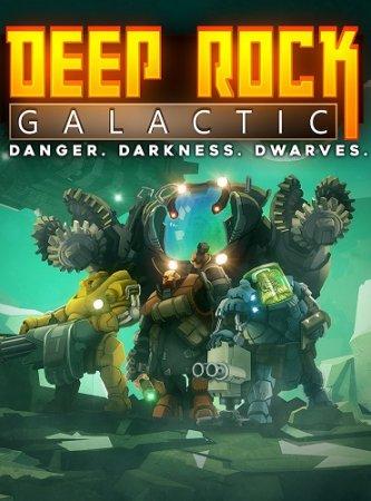 Deep Rock Galactic [v 1.34.52537.0 + DLCs] (2020) PC | Лицензия