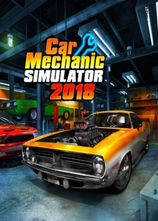 Car Mechanic Simulator 2018 [v 1.6.4 + DLCs] (2017) PC | RePack от xatab