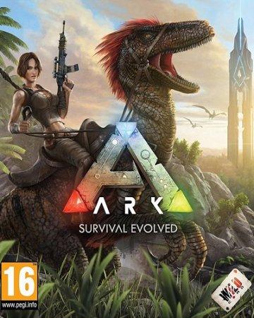 ARK: Survival Evolved [v 329.5 + DLCs] (2017) PC | Лицензия