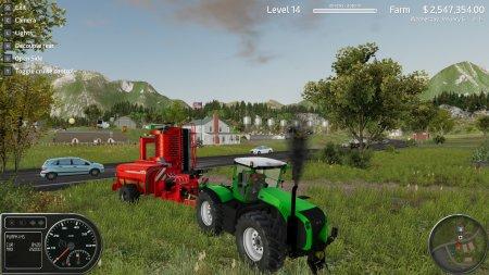 Professional Farmer: American Dream (2017) PC   Лицензия