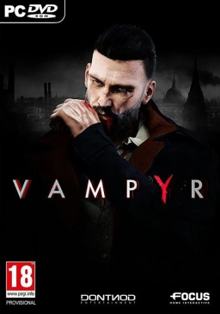 Vampyr [Update 2 + DLC] (2018) PC | RePack от xatab