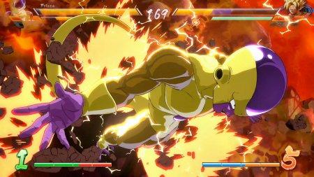 Dragon Ball FighterZ [v 1.27 + DLCs] (2018) PC | RePack от R.G. Механики