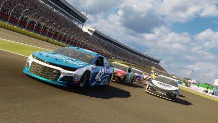 NASCAR Heat 3 [Update 4 + DLCs] (2018) PC   Лицензия