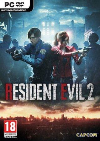RESIDENT EVIL 2 / BIOHAZARD RE:2 - Deluxe Edition [v 1.05u6 + DLCs] (2019) PC   RePack от xatab