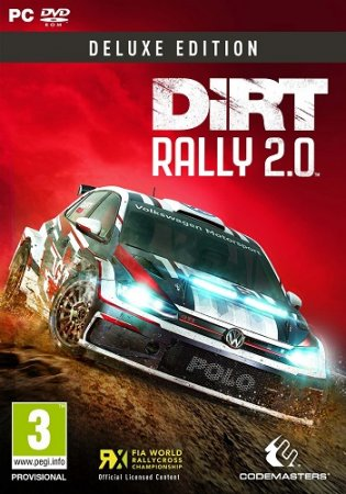 DiRT Rally 2.0 - Super Deluxe Edition [v 1.17.0 + DLCs] (2019) PC | RePack от xatab
