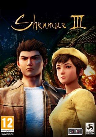 Shenmue III - Deluxe Edition [v 1.06] (2019) PC | Лицензия
