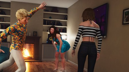 House Party [v 0.19.4] (2017) PC | Early Access