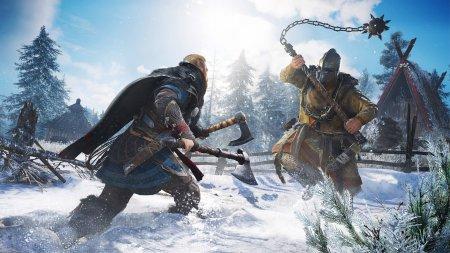Assassin's Creed Valhalla [v 1.1.2] (2020) PC | RePack от R.G. Механики