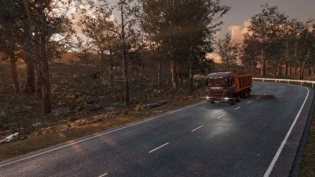 Truck and Logistics Simulator (2020) PC | Early Access