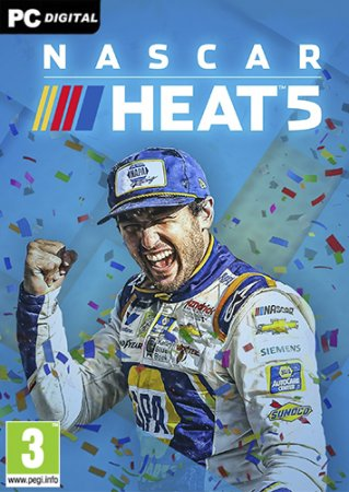 NASCAR Heat 5 - Gold Edition (2020) PC | Лицензия