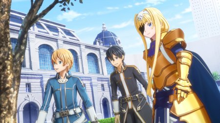 SWORD ART ONLINE Alicization Lycoris [v 1.30 + DLCs] (2020) PC | RePack от xatab
