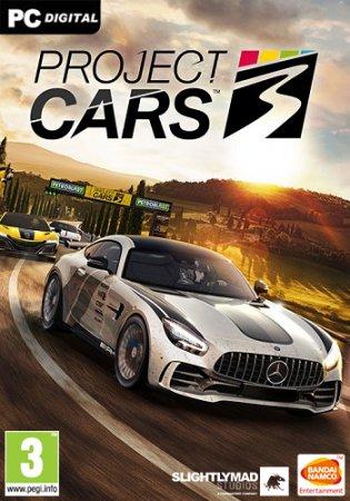 Project CARS 3 [v 1.0.0.0591u2 + DLCs] (2020) PC | RePack от xatab