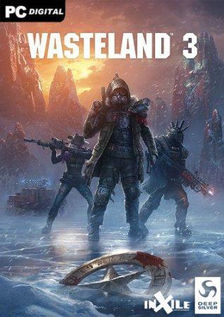 Wasteland 3 - Digital Deluxe Edition [v 1.5.3.305909 + DLCs] (2020) PC | Лицензия