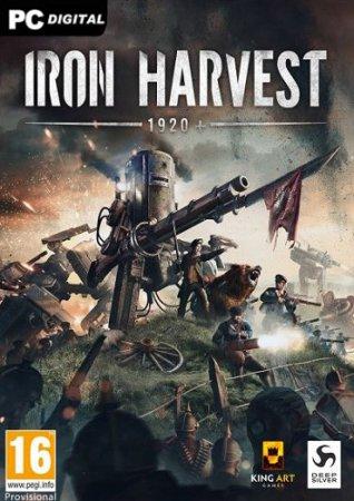 Iron Harvest [v 1.0.2.1669 rev 39133] (2020) PC   RePack от xatab