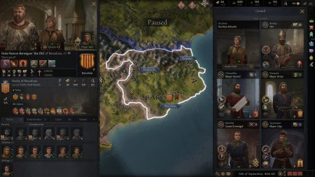Crusader Kings III - Royal Edition [v 1.3 + DLCs] (2020) PC | Лицензия