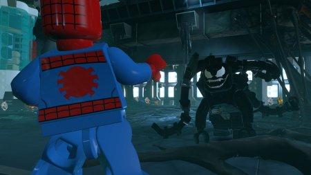 LEGO Marvel Super Heroes (2013) PC | RePack от xatab