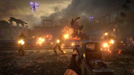 Serious Sam 4: Deluxe Edition [v 1.04 + DLC] (2020) PC | RePack от xatab