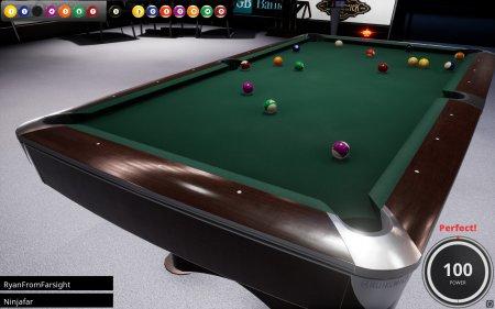 Brunswick Pro Billiards (2020) PC | Лицензия