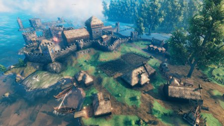 Valheim [v 0.145.6 | Early Access] (2021) PC | RePack от xatab