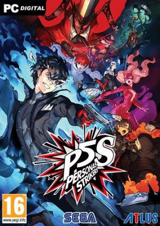 Persona 5 Strikers на пк (2021) PC   RePack от xatab
