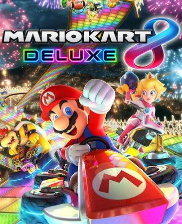 Mario Kart 8 Deluxe на пк [v 1.7.1 + Yuzu Emu для PC] (2017) PC | RePack от FitGirl