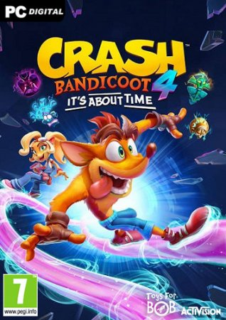 Crash Bandicoot 4: It's About Time на пк (2021) PC | RePack от R.G. Механики