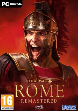 Total War: ROME REMASTERED [v 2.0.0] (2021) PC | RePack от Decepticon