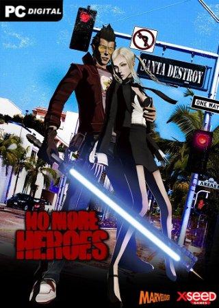 No More Heroes (2021) PC | Лицензия