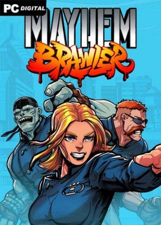 Mayhem Brawler (2021) PC   Лицензия