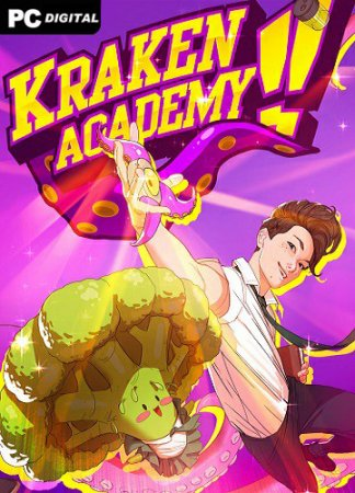 Kraken Academy!! (2021) PC | Лицензия