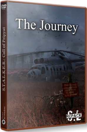Сталкер The Journey (2021) PC | RePack от SEREGA-LUS